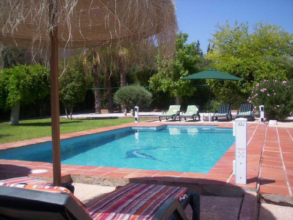 Location Andalousie Avec Piscine Villa 1
