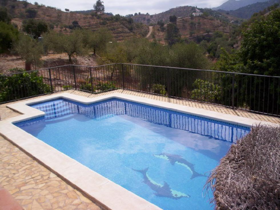location andalousie avec piscine villa 115. Black Bedroom Furniture Sets. Home Design Ideas