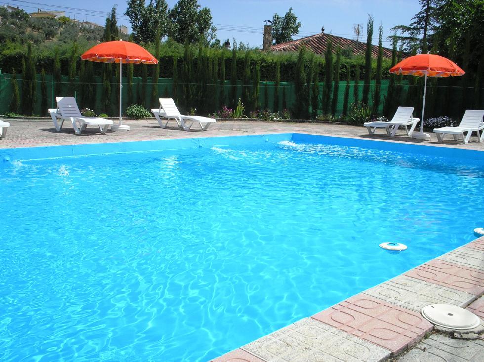 location andalousie avec piscine villa 124. Black Bedroom Furniture Sets. Home Design Ideas