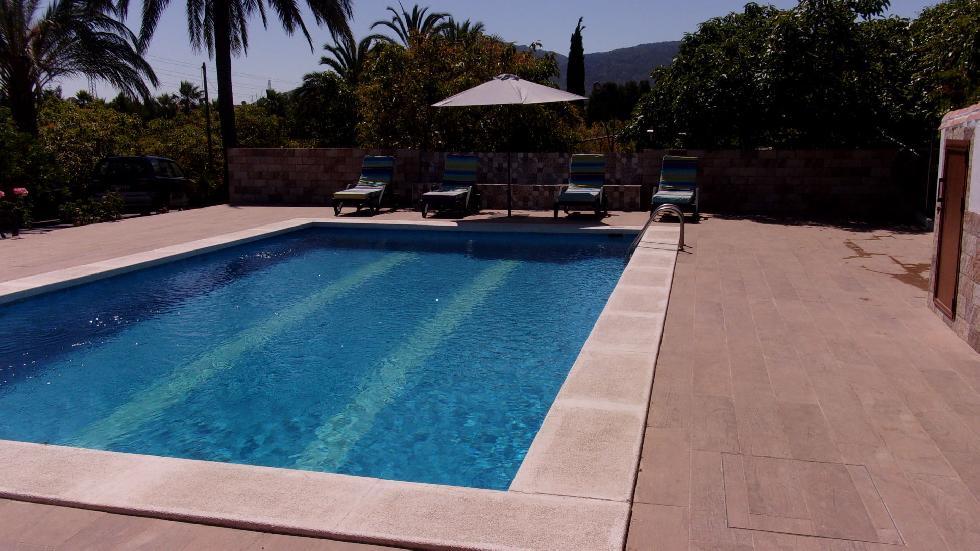 location andalousie avec piscine villa 10. Black Bedroom Furniture Sets. Home Design Ideas